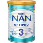 Детское молочко NESTLE Nan Optipro 3 с 10 месяцев, 400г