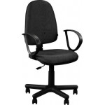 Офисное кресло JUPITER черное