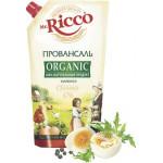 Майонез MR.RICCO Organic Провансаль 67%, 400 г