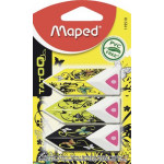 Набор ластиков MAPED pyramid