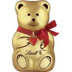 Новогодний подарок шоколадный Медвежонок LINDT, 100г