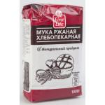 Мука ржаная FINE LIFE хлебопекарная, 1кг