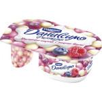 Десерт творожный ДАНИССИМО Фантазия Хрустящие шарики с ягодным вкусом 6,9%, 105г