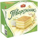 Торт ЧЕРЕМУШКИ Творожник творожно-йогуртовый, 630г
