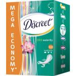 Ежедневные прокладки DISCREET deo водяная лилия, 100 шт