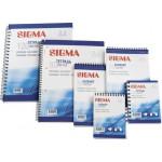 Блокнот на спирали SIGMA А6 60 листов