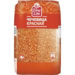 Чечевица красная FINE LIFE, 450 г
