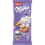 Шоколад молочный MILKA пористый кокос, 97г