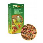 Корм для попугаев TRIOL с фруктами, 500г