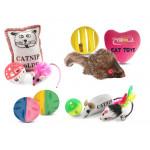 Набор Игрушек для Кошек № 1