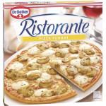 Пицца RISTORANTE с шампиньонами, 365г