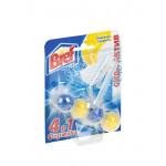 Чистящее Средство BREF Сила-Актив Лимонная свежесть, 51г
