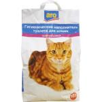 Наполнитель для кошачьих туалетов ARO, 10л