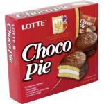 Пирожное LOTTE Choco Pie, 336г
