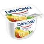 Десерт творожный DANONE груша/банан, 170 г