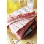 Ребрышки свиные ОСТАНКИНО охлажденные в вакуумной упаковке, 1 кг