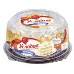 Торт пломбирный УСЛАДОВ, 750г