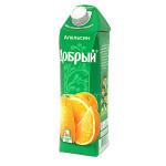 Нектар ДОБРЫЙ Апельсин, 1 л