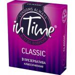Презервативы IN TIME № 12 Classic, 3шт