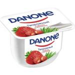 Десерт творожный DANONE клубника-земляника, 170 г