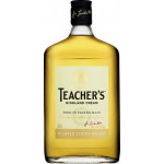 Виски TEACHERS Highland Cream 40%, 0,5л
