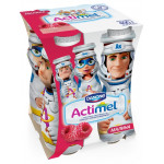 Функциональный напиток ACTIMEL Kids клубника/банан, 100г