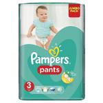 Трусики PAMPERS Pants 3 (6-11 кг), 60шт