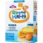 Каша рисовая ФРУТОНЯНЯ с тыквой и абрикосами, 200г