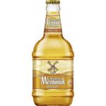 Пиво СТАРЫЙ МЕЛЬНИК светлое из бочки мягкое, 0,5л