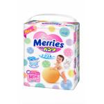 Подгузники-трусики MERRIES М 3 (6-10кг), 58 шт