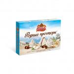 Конфеты РОДНЫЕ ПРОСТОРЫ со вкусом кокоса, 190 г