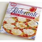 Пицца RISTORANTE с моцареллой, 320г