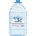 Питьевая вода AQUA MINERALE негазированная, 5л