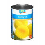 Персики ARO в сиропе, 420г