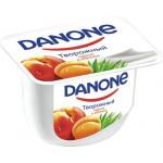 Десерт творожный DANONE персик/абрикос, 170 г