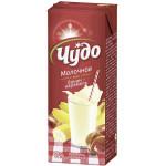 Молочный коктейль ЧУДО Банан/Карамель 3%, 200г
