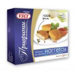 Наггетсы рыбные VICI из филе замороженные, 350г