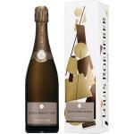 Вино LOUIS ROEDERER Brut Vintage, в подарочной упаковке