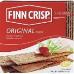 Сухарики FINN CRISP Original ржаные, 100г