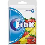 Жевательная резинка ORBIT Bags клубника-банан, 34г