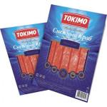 Крабовое мясо TOKIMO Снежный краб, 160 г