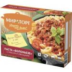 Паста МИРАТОРГ Болоньезе с мясом и овощами, 330г