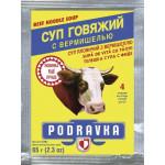 Суп PODRAVKA говяжий с вермишелью, 65 г