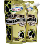 Майонез БАЙСАД оливковый, 500г
