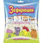 Зефир мини ЗЕФИРЮШКИ воздушный для десертов, 125г