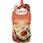 Соус для лапши CALVE азиатский кисло-сладкий с морковью и сладким перцем, 230г