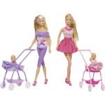 Кукла SIMBA Штеффи с ребенком