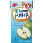 Сок ФРУТОНЯНЯ из яблок гипоаллергенный, 200г