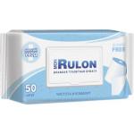 Туалетная бумага MON RULON Мягкий уход влажная, 50шт