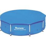 Тент BESTWAY для каркасного бассейна, 305 см